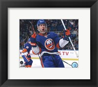 Framed Josh Bailey 2009-10 Action