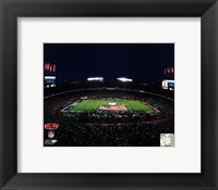 Framed Sun Life Stadium Super Bowl XLIV National Anthem (#13)