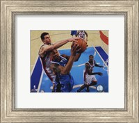 Framed Danilo Gallinari 2009-10 Action