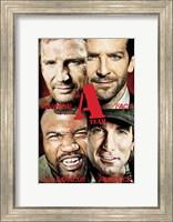 Framed A-Team - style A