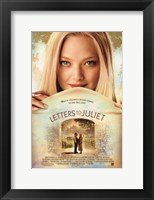 Framed Letters to Juliet - style A