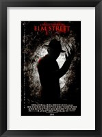 Framed Nightmare on Elm Street, c.2010 - style C