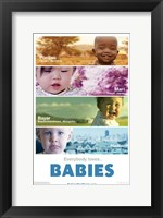Framed Babies - style A
