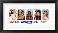 Framed Grown Ups - style A