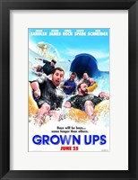 Framed Grown Ups - style B