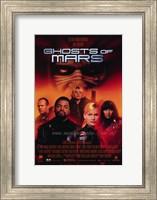 Framed John Carpenter's Ghosts of Mars - style B