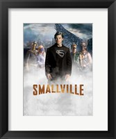 Framed Smallville - style N
