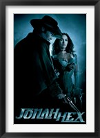 Framed Jonah Hex - Megan Fox