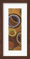 Framed Sixteen Saturday Panel II- mini