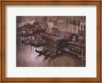 Framed Gondolas I
