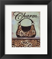 Framed Exotic Purse II - mini