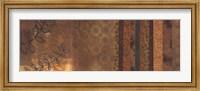 Framed Golden Connection II