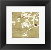 Song Birds I - mini Framed Print