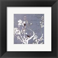 Song Birds IV - mini Framed Print