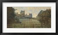 Framed English Countryside III