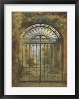Framed English Countryside V