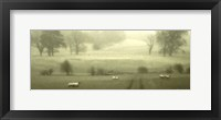 Framed English Countryside VI