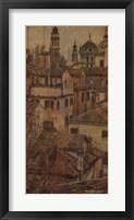 Framed Tour of Venice I