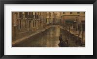 Framed Tour of Venice III