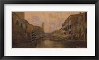 Framed Tour of Venice IV