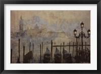 Framed Dawn & the Gondolas II