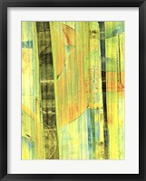 Framed Yellow Mix II