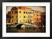 Hotel Gardena II Framed Print