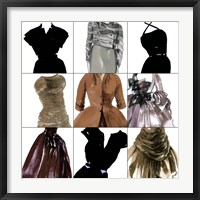 Framed Fashion 9-Patch