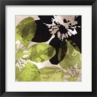 Framed Bloomer Tiles VI