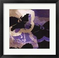 Framed Bloomer Tiles VII