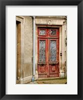 Framed Weathered Doorway I