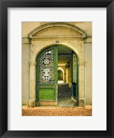 Framed Weathered Doorway II