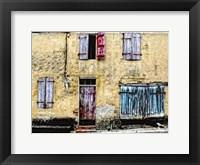 Framed Weathered Doorway VIII