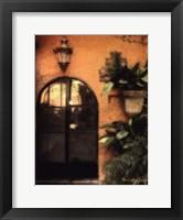 Framed San Miguel I