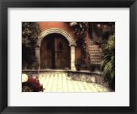 Framed San Miguel III