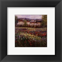 Tuscan Pleasures II Framed Print