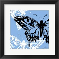 Pop Fly III Framed Print