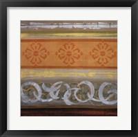 Framed Regal Quilt I