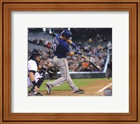 Framed Michael Young 2010 Action