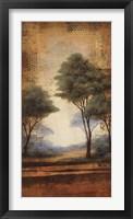 Framed Woodland Meadow II