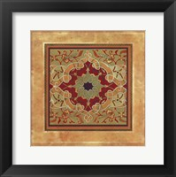 Framed Italian Tile V