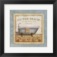 Framed Beach Hotel I