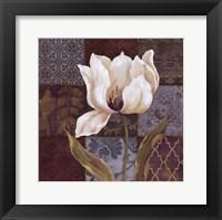 Mosaique II Framed Print