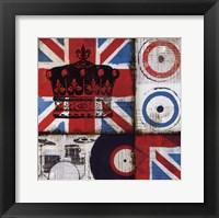 Framed British Rock II