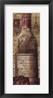 Framed European Wines II