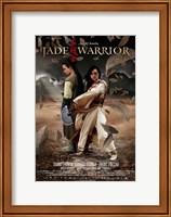 Framed Jade Warrior, c.1996