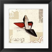 Day Pumps Framed Print