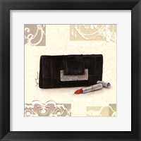 Evening Bag II Framed Print