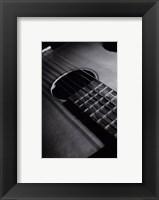 Music 02 Framed Print