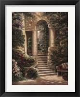 Framed Watson's Garden II